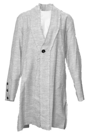 3B ZOMED TRENCH COTTON LINEN LA HAINE KIT